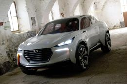 El Hyundai Intrado Concept se adelanta al Salón de Ginebra