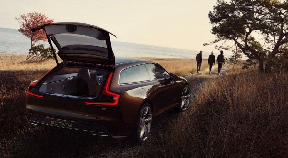 Volvo Estate Concept, ahora en carrocería Shooting Brake