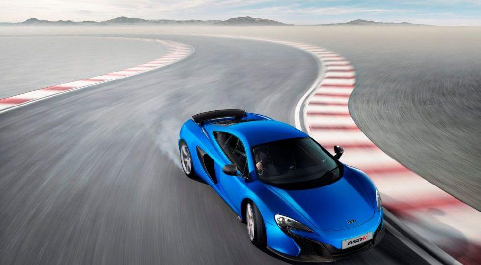 Todos los datos técnicos del impresionante McLaren 650S
