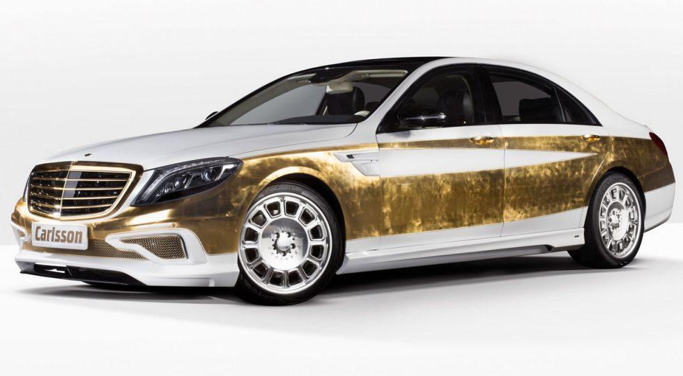 Carlsson CS50 Versailles, un Mercedes Clase S para un rey