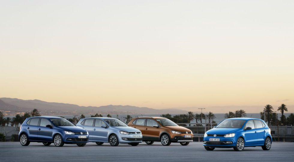 VW se lleva el Polo a Ginebra