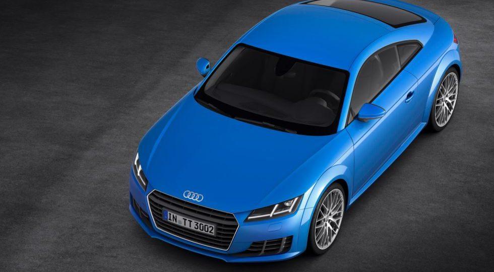 Audi presenta el nuevo TT