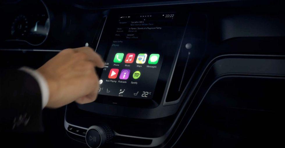 Apple CarPlay, iOS en tu coche