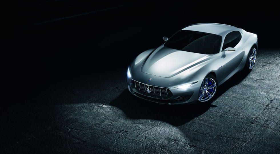 Alfieri Coupe Concept, un aniversario por todo lo alto