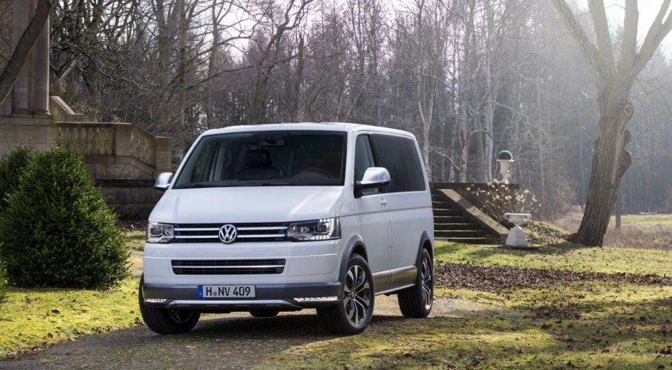Multivan Alltrack, la furgoneta premium todoterreno de VW