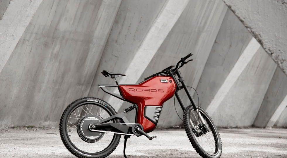 Qoros se atreve con las motos