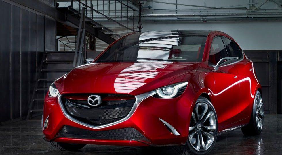 Hazumi, a soñar con el Mazda2