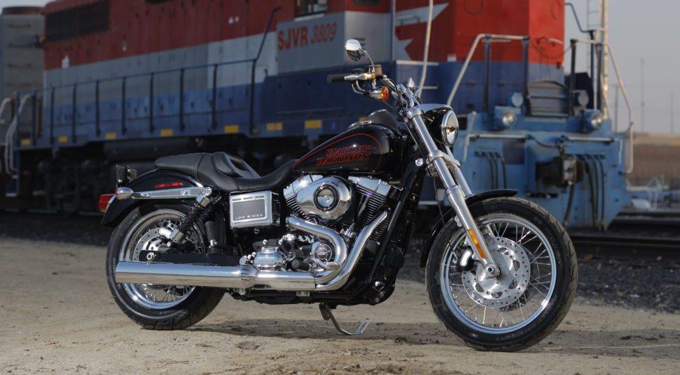 Tres novedades de Harley para completar su gama 2014