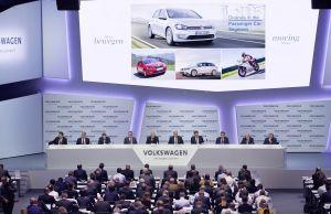 Volkswagen gana 9.145 millones de euros en 2013