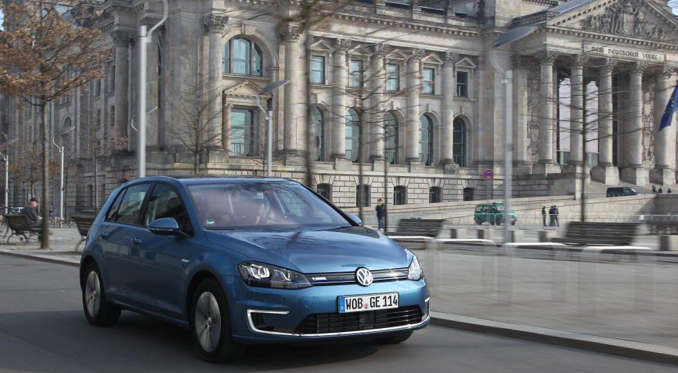 La ofensiva eléctrica de VW