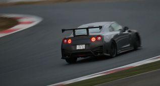 El Nissan GT-R Nismo N-Attack Package quema Fuji Speedway