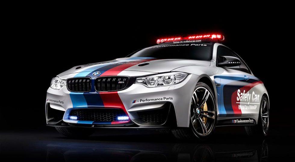 El M4 será Safety Car de MotoGP
