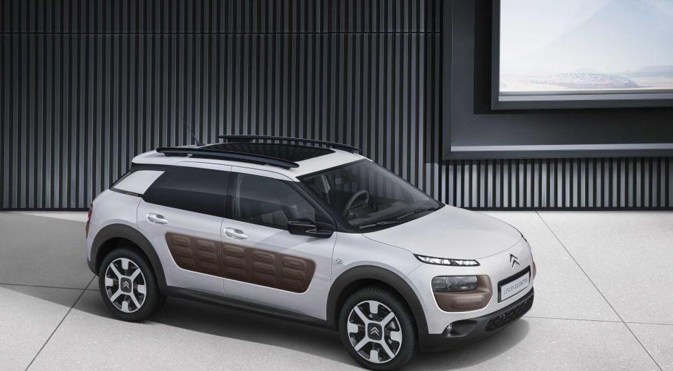 Precios populares para el Citroën Cactus: desde 14.750 euros