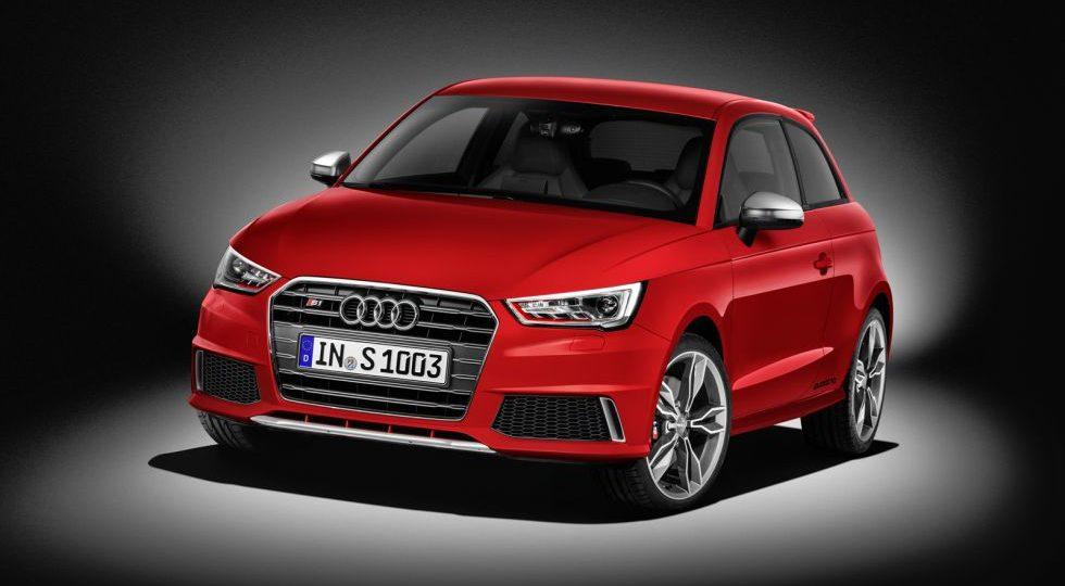 El Audi S1, desde 34.200 euros