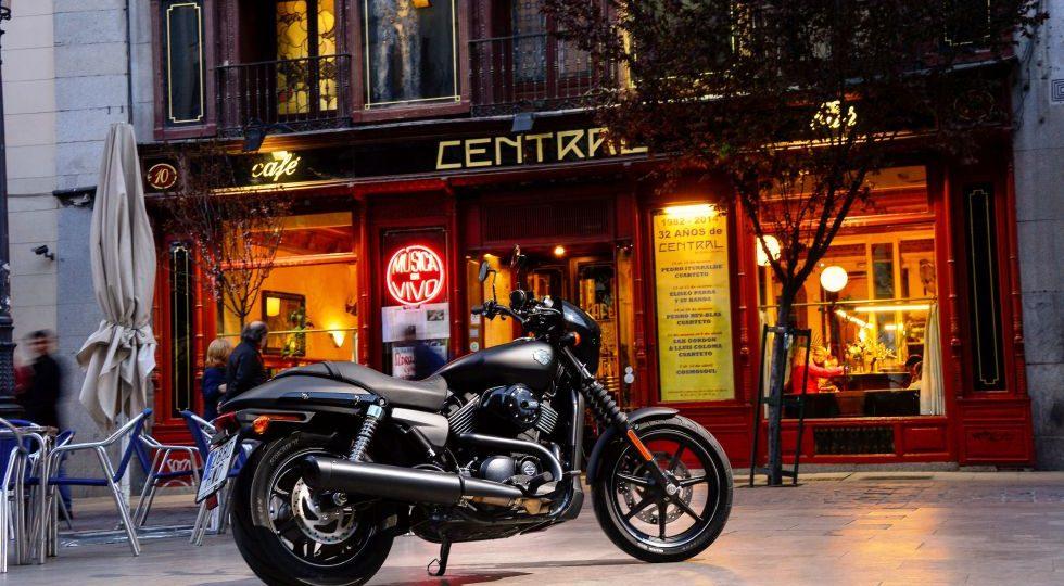 Harley-Davidson venderá su Street 750 por 7.300 euros