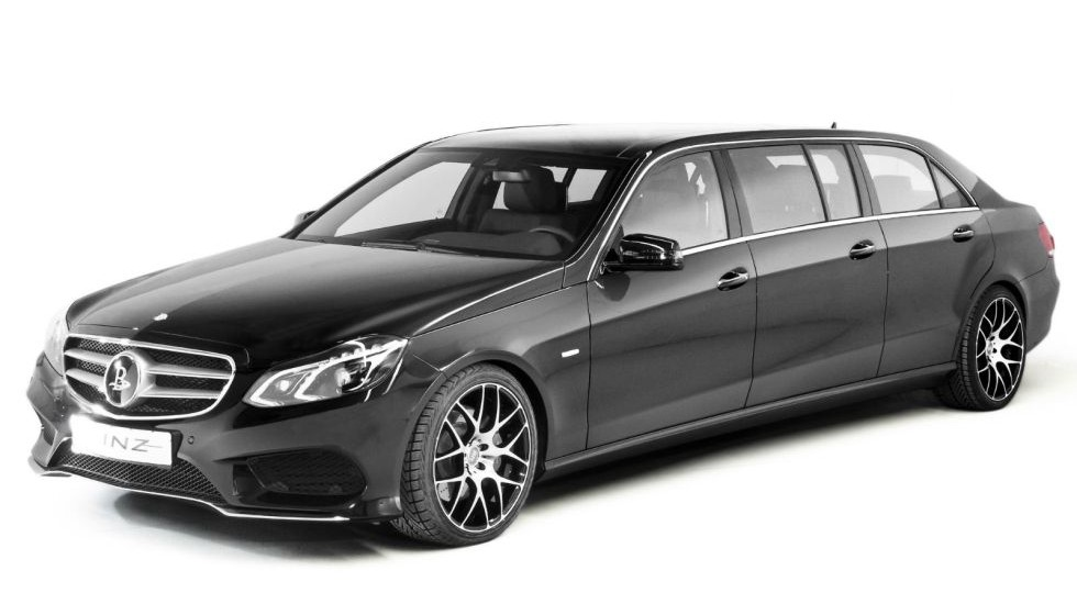 Binz 6-Door Limousine, un Mercedes Clase E especial