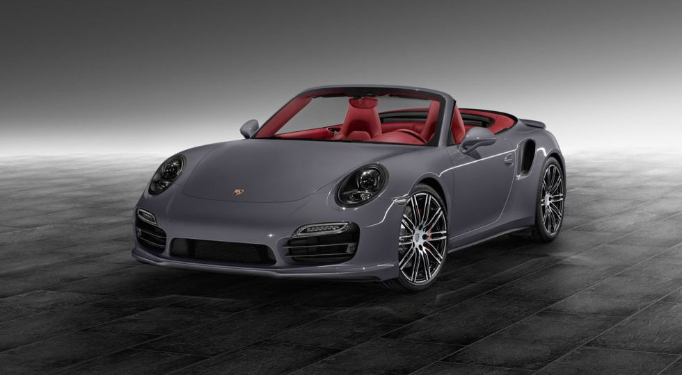 Porsche Exclusive saca a la luz su 911 Turbo Cabriolet