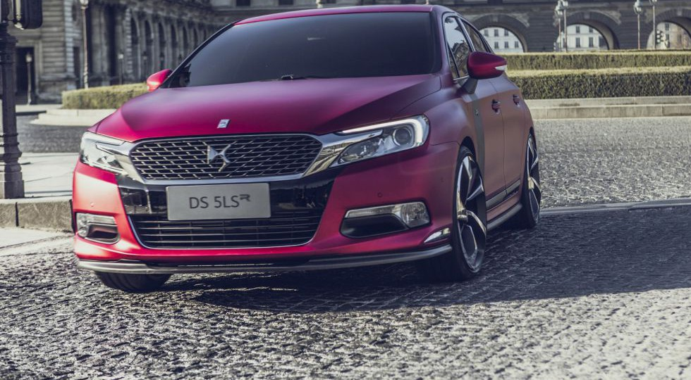 DS 5LS R, ¿exclusiva China?