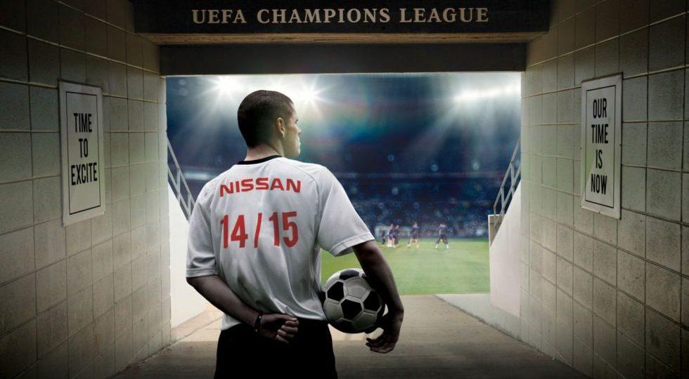Nissan patrocinará la UEFA Champions League