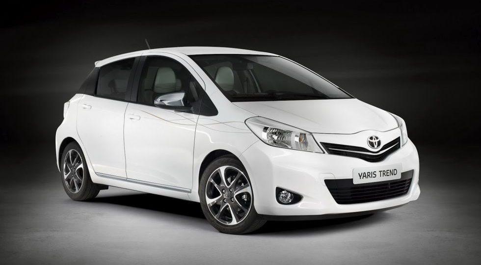 Toyota llama a revisión a varios de sus modelos