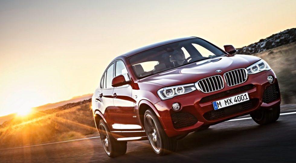 El BMW X4 ya tiene precio