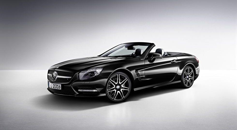 Mercedes presenta el SL 400