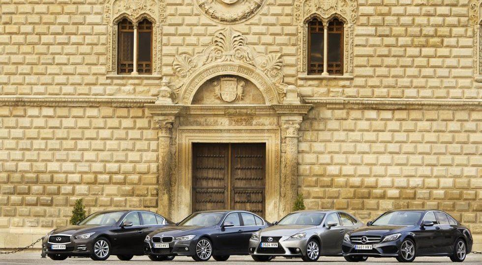 La calidad del Mercedes se disfruta