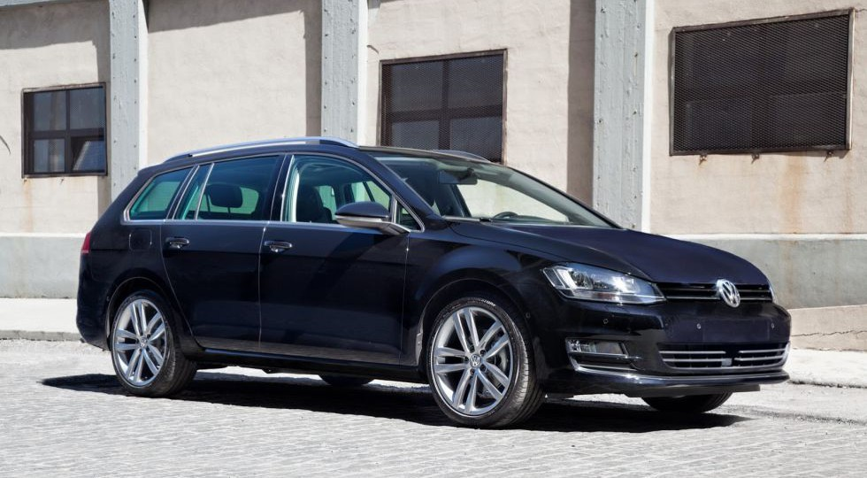 Golf SportWagen, el lado familiar