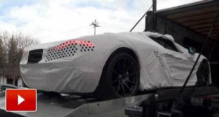 Un McLaren a domicilio