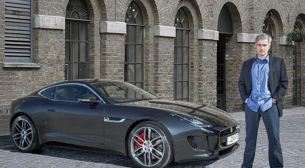 Mourinho ya tiene su Jaguar F-Type R Coupe