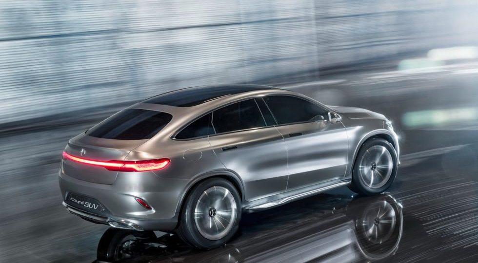 Concept Coupé SUV, el futuro BMW X6 de Mercedes