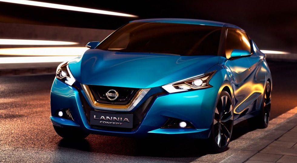 Nissan presenta el Lannia Concept en Pekín