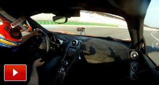 A 331 km/h con un 650 S Spider