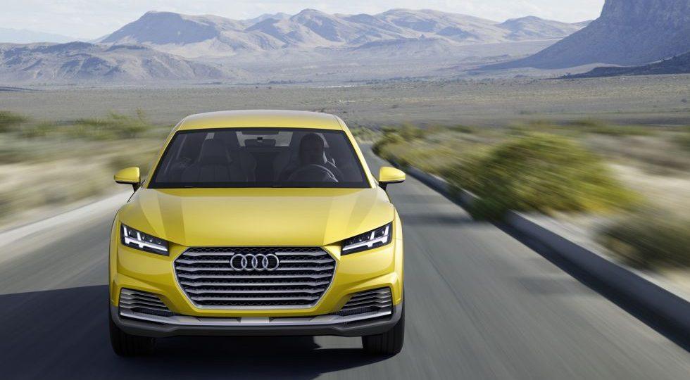 Audi convierte el TT en un SUV
