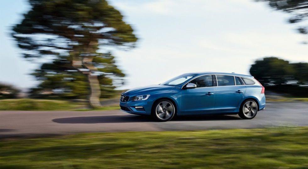 Volvo presenta el V60 Plug-In Hybrid R-Design