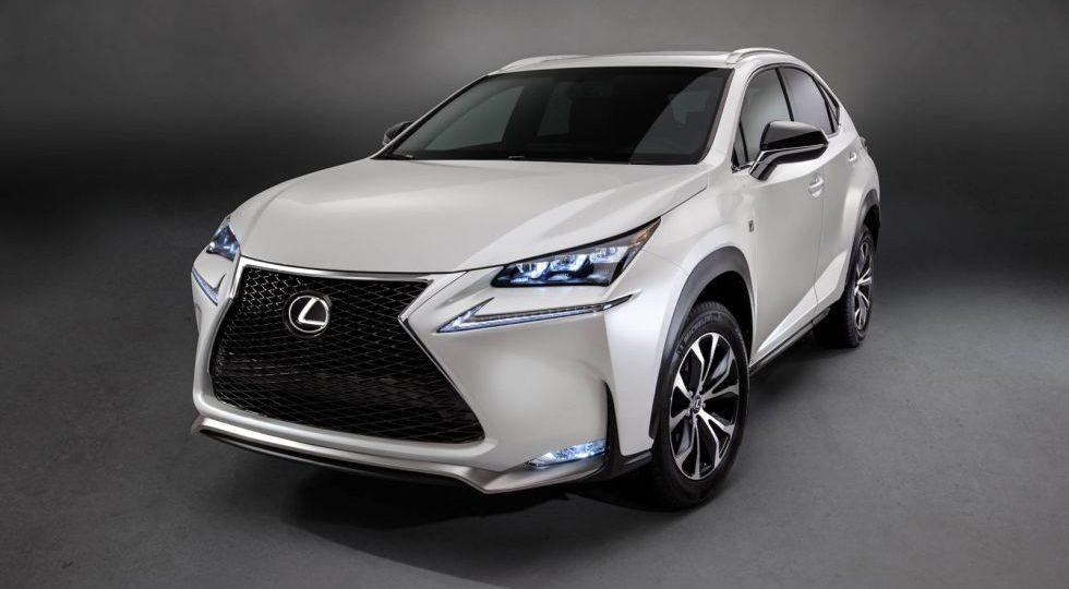 El Lexus NX llegará en la segunda mitad del año