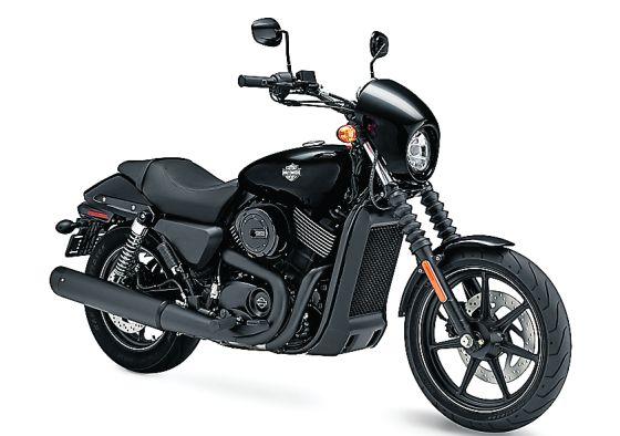 La Harley más liviana
