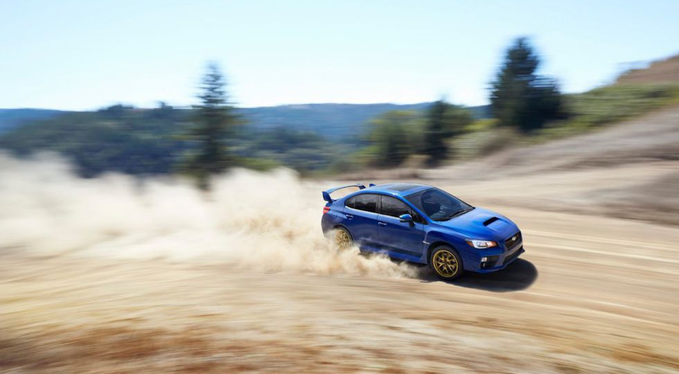 El Subaru WRX STi tiene precio