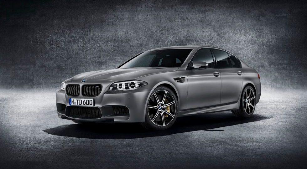 El BMW M5 cumple 30 años