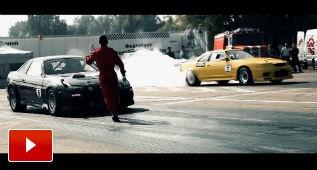 Los highlights del Russian Drag Racing Championship