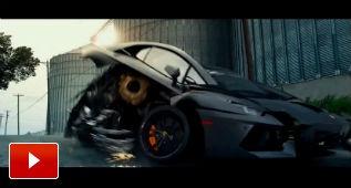 El Lamborghini Aventador se une al plantel de Transformers 4
