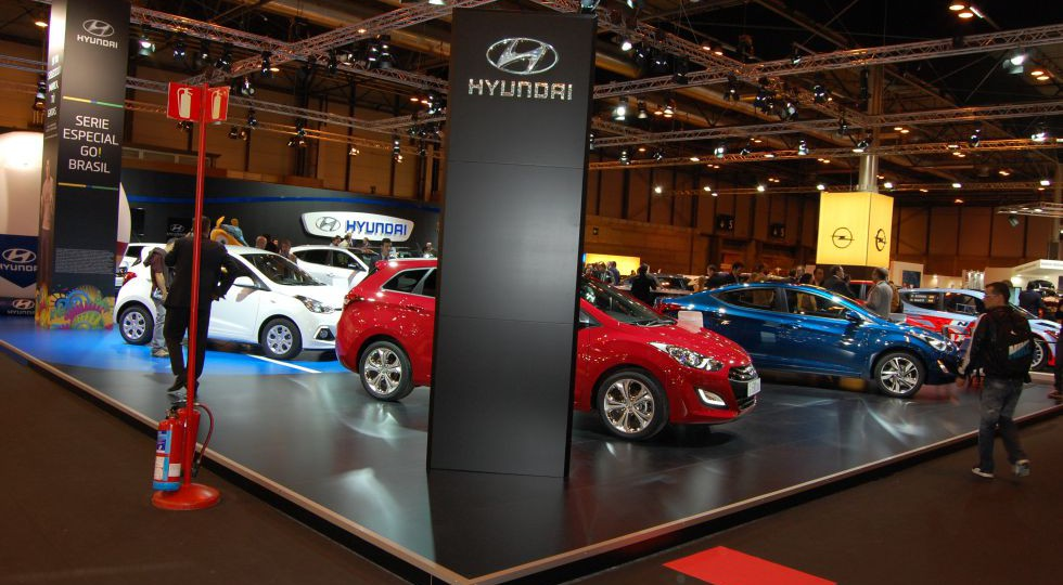 Arranca la edición 2014 del Salón del Automóvil de Madrid