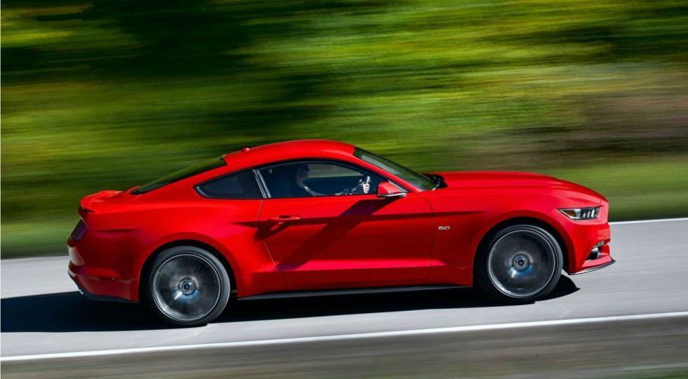 Los primeros 500 Mustang se venderán en la final