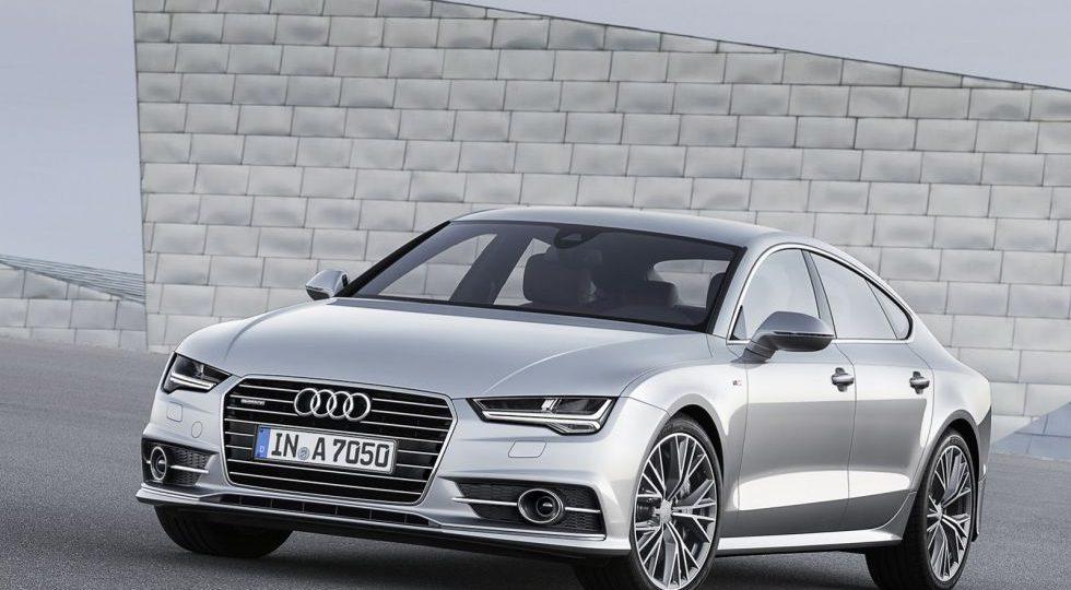 Audi actualiza los A7 y S7