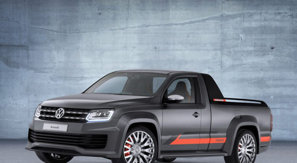 Amarok Power, o como convertir un pick-up en discoteca