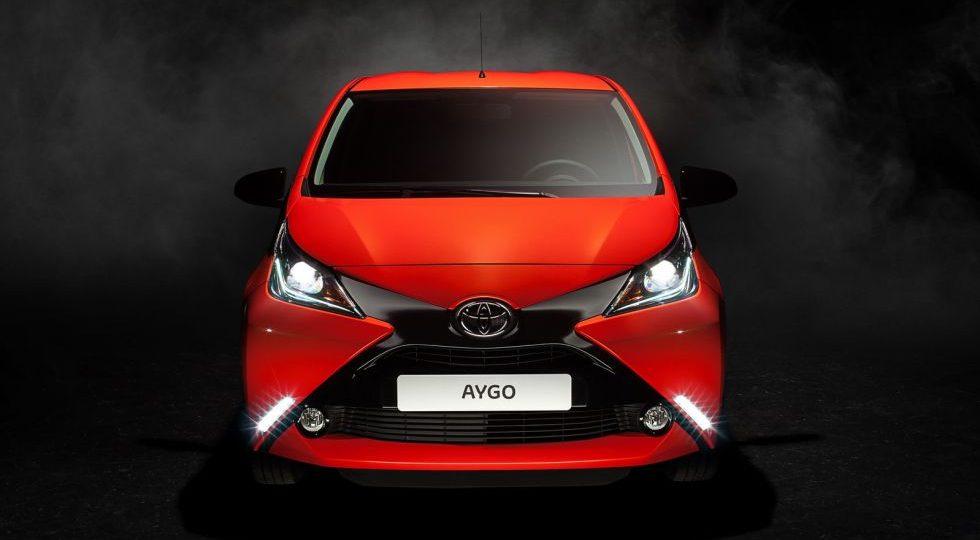 Comienza la producción del nuevo Toyota AYGO