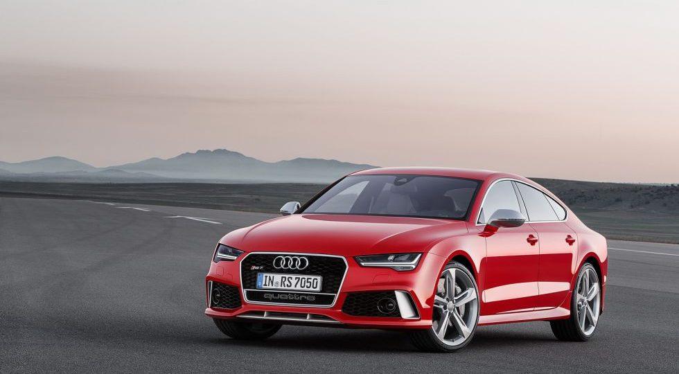 Ligera actualización en 2014 para el Audi RS 7 Sportback