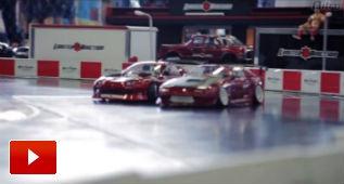¡Drift en miniatura!