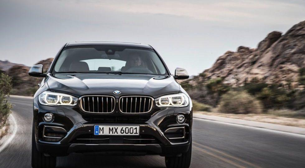 El nuevo X6 llegará al mercado español a partir de diciembre