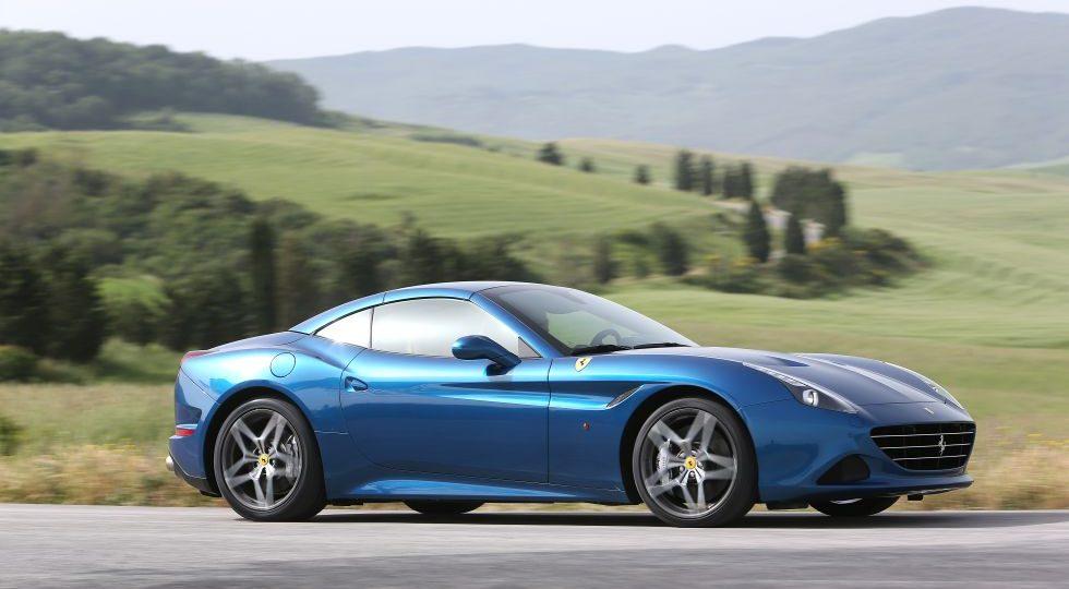 Los Ferrari no son solo rojos
